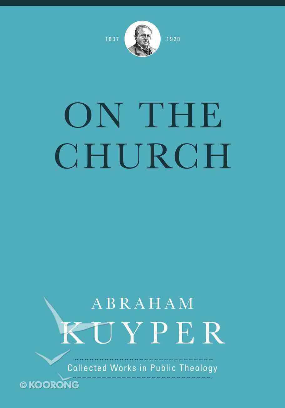 On the Church Hardback