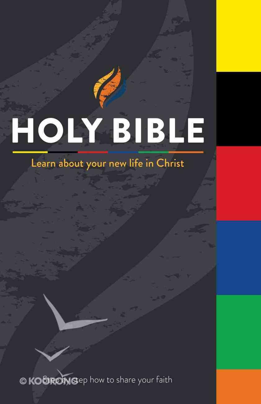 NASB Time to Revive Gospel Tabbed Complete Bible Paperback