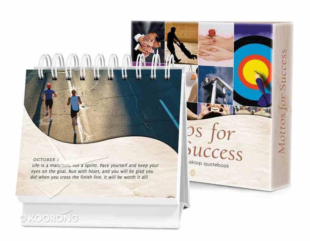 Mottos For Success (Vol. 3) Hardback