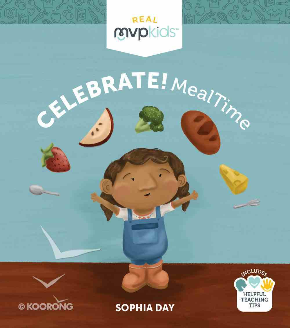 Celebrate! Mealtime Board Book