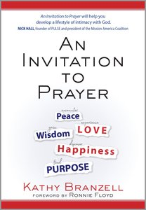 Product: An Invitation To Prayer Image