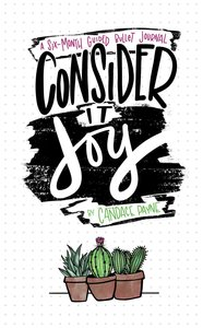 Product: Journal: Consider It Joy - A 6-month Guided Bullet Journal Image