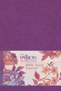 Product: Tpt Bible Study Journal (Peony) Image