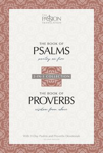 Product: Tpt Psalms & Proverbs (2nd Edition) Image