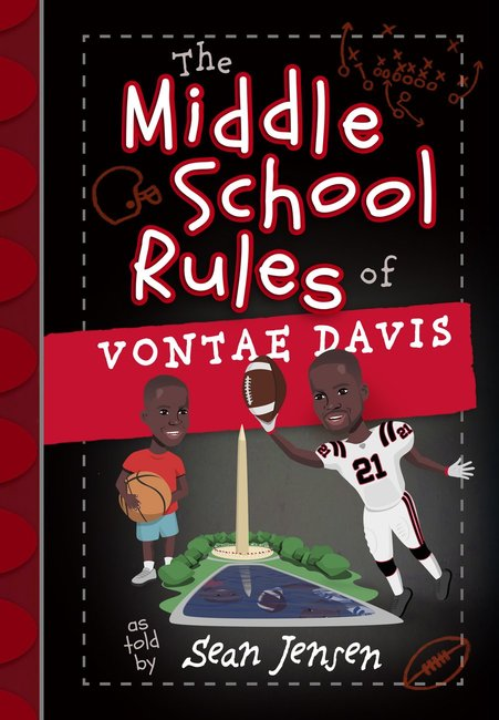 Product: Middle School Rules Of Vontae Davis, The Image