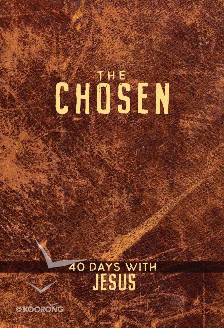 The Chosen: 40 Days With Jesus Imitation Leather