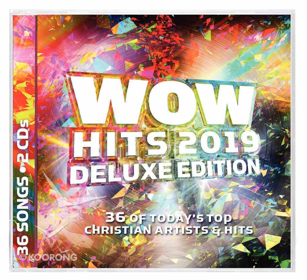 Wow Hits 2019 Deluxe Double CD CD