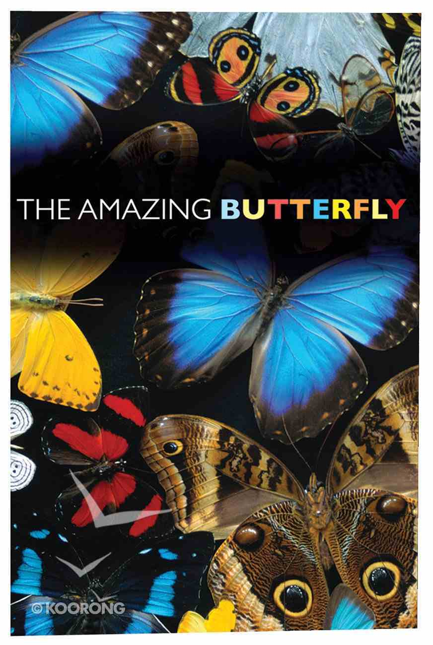 The Amazing Butterfly  (Pack Of 25) Booklet
