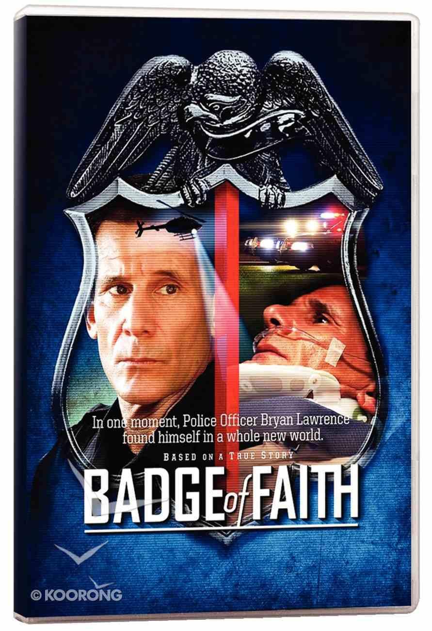 Badge of Faith DVD