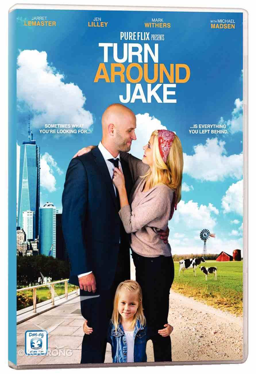 Turn Around Jake DVD