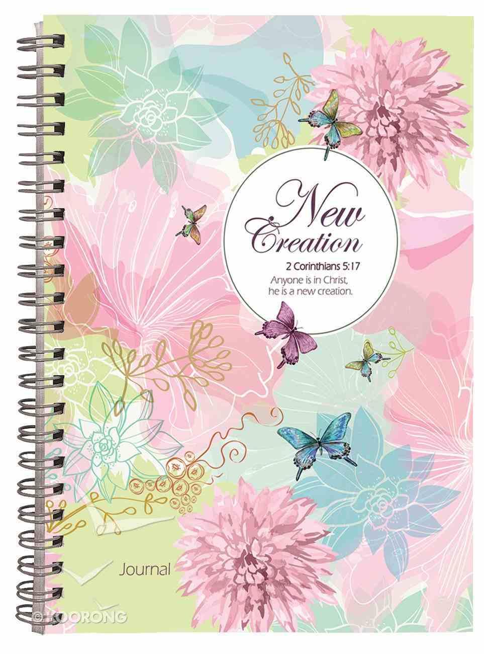 Journal: New Creation Spiral