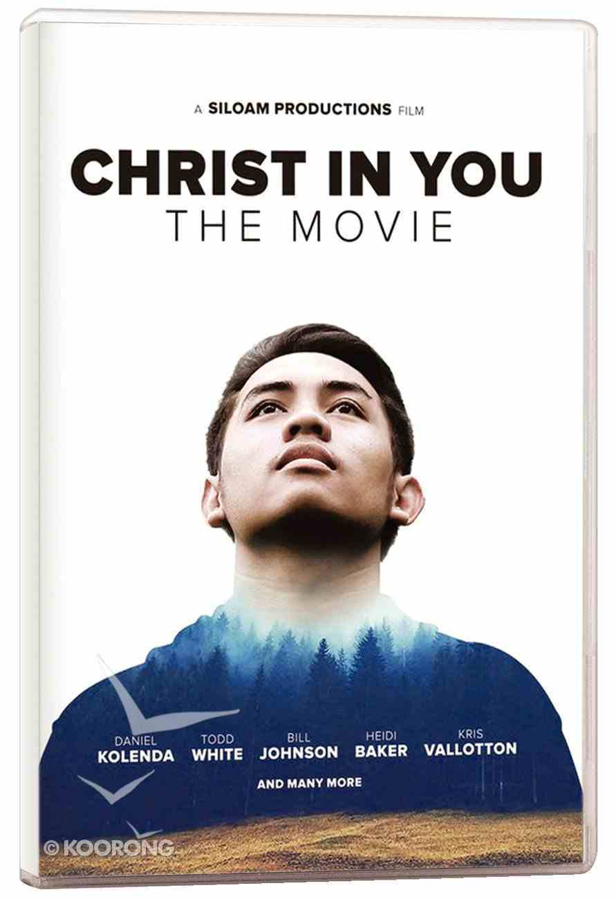 Christ in You Dvd-rom