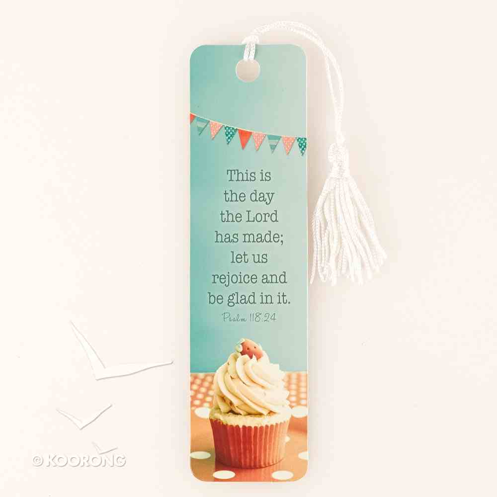 Bookmark With Tassel: This is the Day Stationery