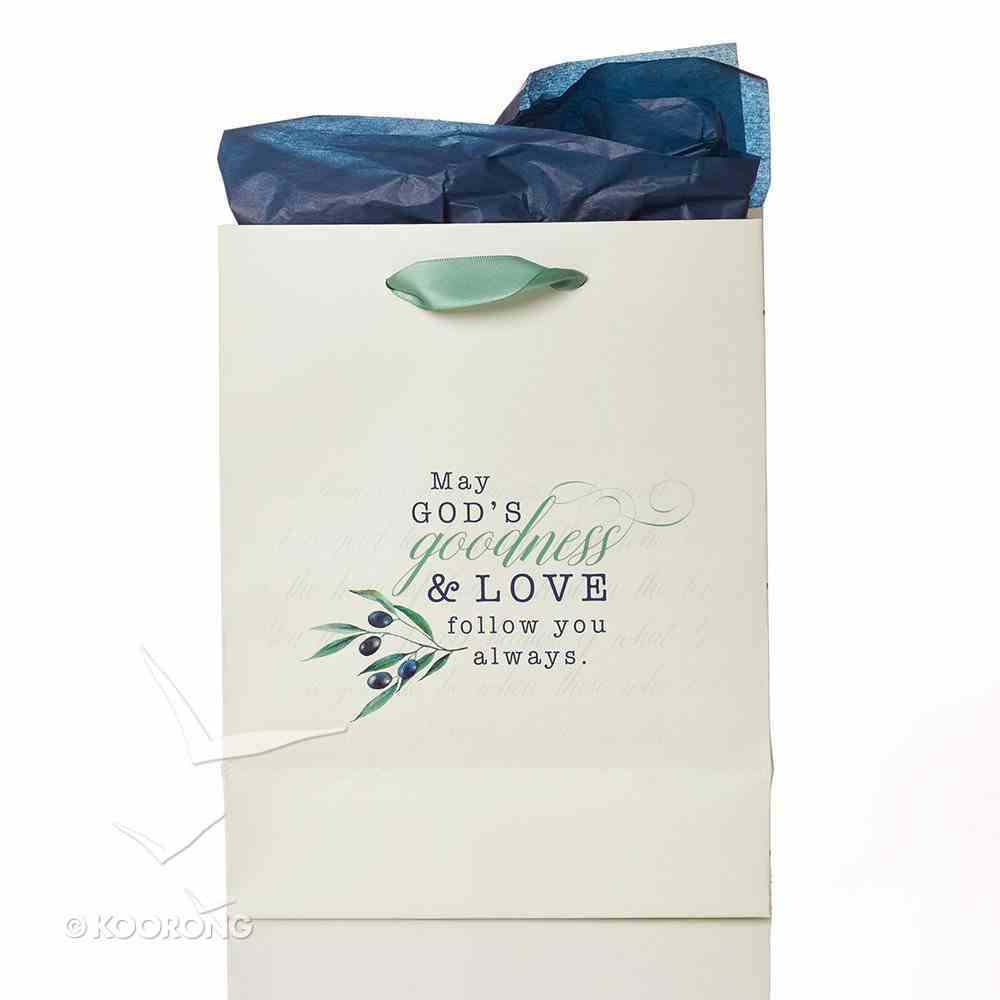 Gift Bag Medium: May His Love Surround You Always Stationery