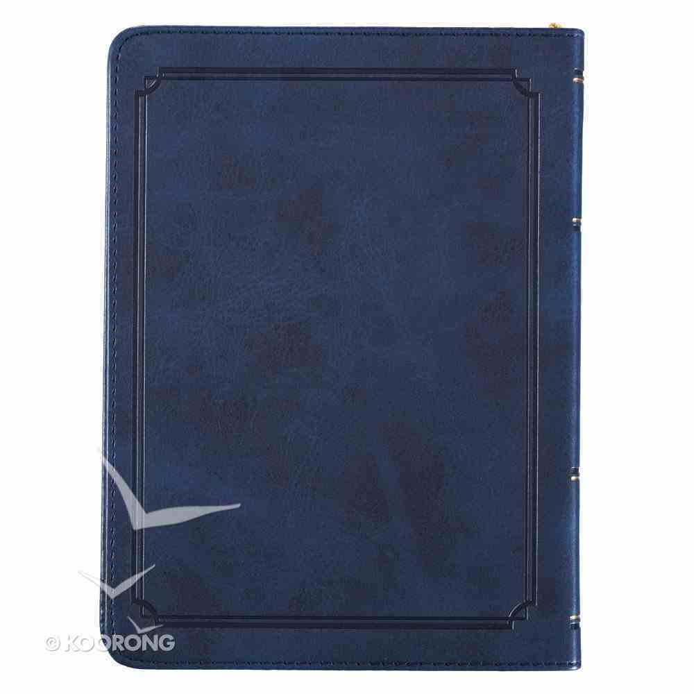 Journal: For I Know the Plans I Have For You, Navy With Tassel, Handy-Sized Imitation Leather