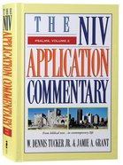 Psalms (Volume 2) (Niv Application Commentary Series) Hardback