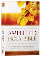 Amplified Outreach Bible (Black Letter Edition) Paperback
