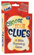 Choose Your Clues: Biblical Guessing Game Game