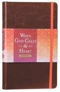 When God Calls The Heart (Devotional Journal): 40 Devotions From Hope Valley image