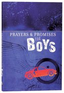 Prayers And Promises For Boys image