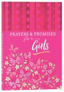 Prayers And Promises For Girls image