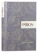 Tpt New Testament With Psalms Proverbs And Song Of Songs (2nd Edition) Floral image