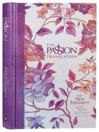 Tpt New Testament Peony With Psalms Proverbs & Song Of Songs 2nd Edition (Black Letter Edition) image