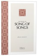 Tpt:songs Of Songs (2nd Edition) Divine Romance