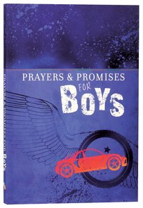 Product: Prayers And Promises For Boys Image