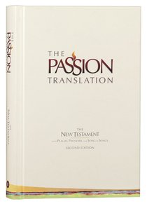 Product: Tpt New Testament With Psalms Proverbs And Song Of Songs (2nd Edition) Ivory Image