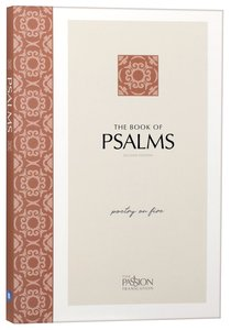 Product: Tpt: Psalms (2nd Edition) Poetry On Fire Image