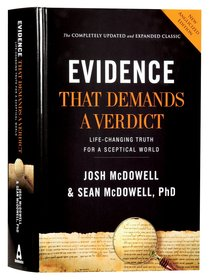 Product: Evidence That Demands A Verdict (Anglicized) Image