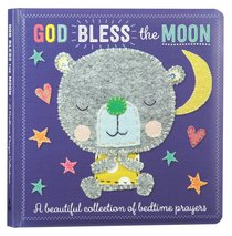 Product: God Bless The Moon: A Beautiful Collection Of Bedtime Prayers Image