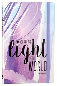 Product: You Are The Light Of The World Journal Image