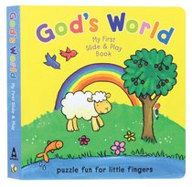 Product: My First Slide And Play: God's World Image