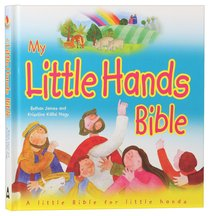 Product: My Little Hands Bible Image