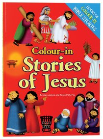 Product: Colour-in Stories Of Jesus Image