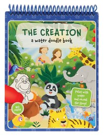 Product: Creation, The: A Water Doodle Book Image