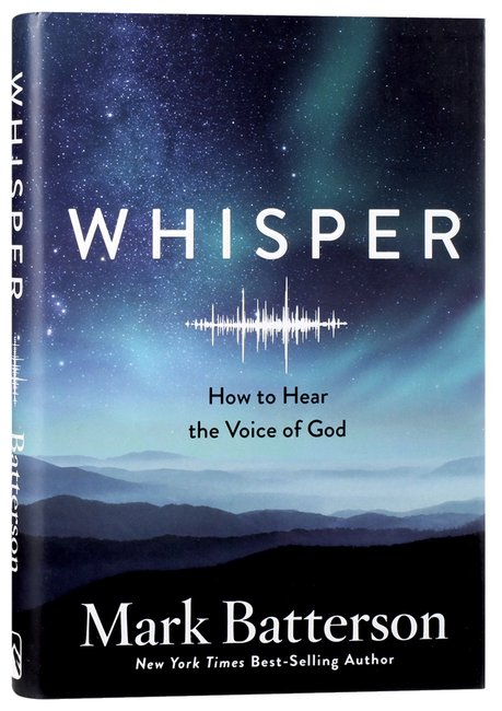 Product: Whisper: How To Hear The Voice Of God Image