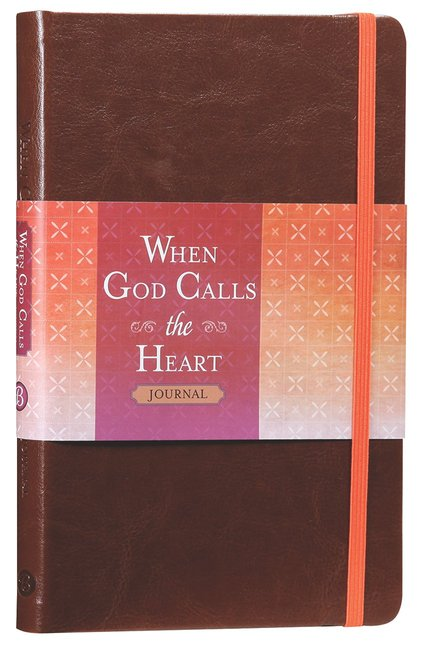 Product: When God Calls The Heart (Devotional Journal): 40 Devotions From Hope Valley Image