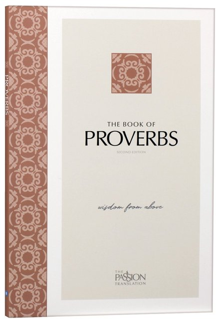 Product: Tpt:proverbs (2nd Edition) Wisdom From Above Image