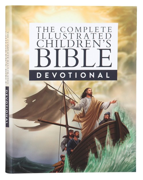 Product: Complete Illustrated Children's Bible Devotional, The Image
