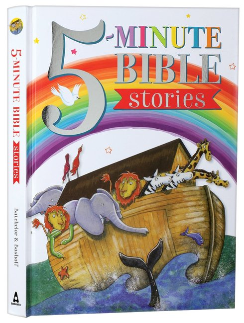 Product: 5 Minute Bible Stories Image