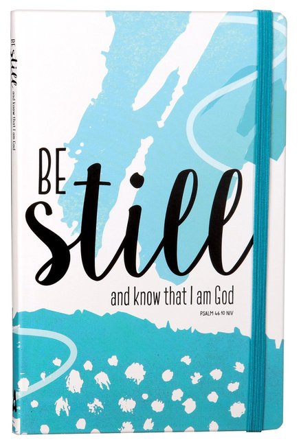Product: Be Still And Know That I Am God Journal Image
