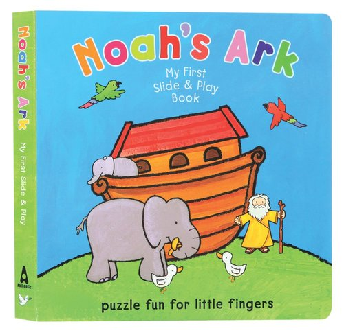 Product: My First Slide And Play: Noah's Ark Image