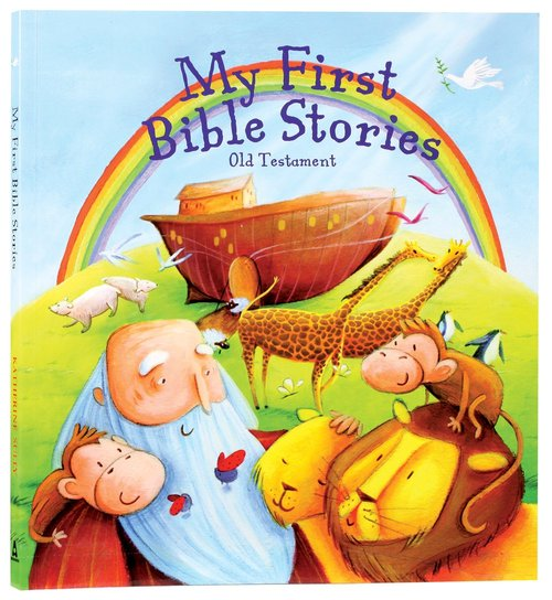 Product: My First Bible Stories: The Old Testament Image