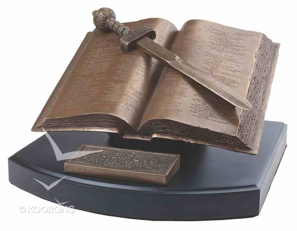 Moments of Faith Sculpture: Word of God Homeware