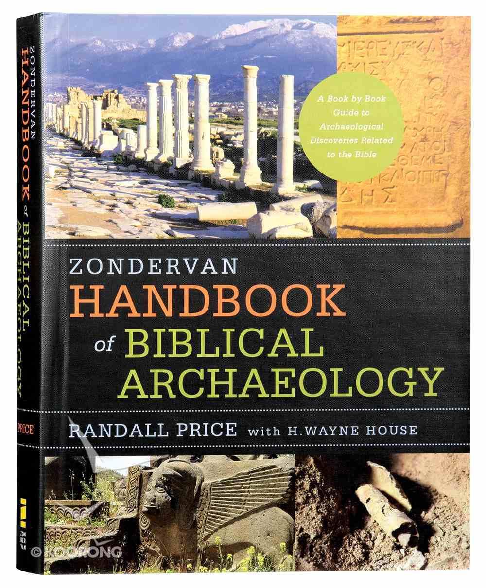 Zondervan Handbook of Biblical Archaeology Hardback