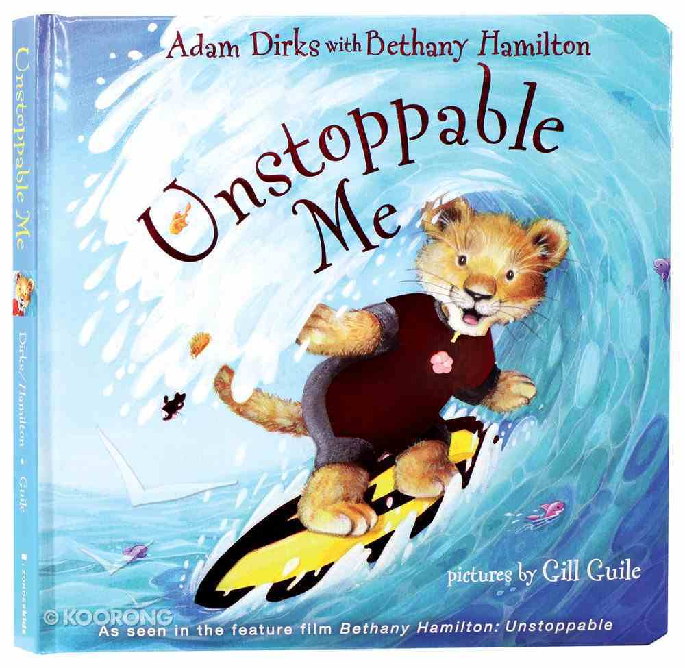 Unstoppable Me Board Book
