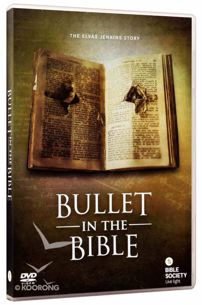Bullet in the Bible DVD